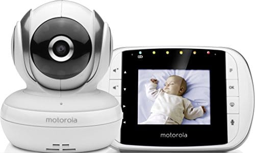 Motorola MBP 33S Video Babyphone